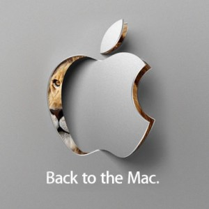 アップル、新製品発表イベント「Back to the Mac.」を20日に開催