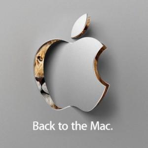 まもなくアップル新製品発表イベント「Back to the Mac.」スタート