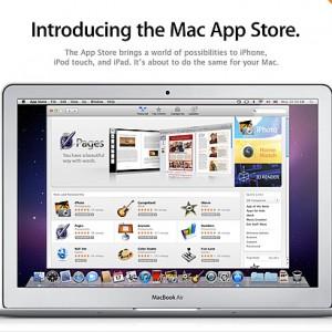 Mac App Storeの総ダウンロード数が1億を突破