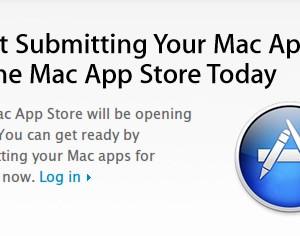 アップル、Mac App Storeのアプリ申請受付を開始