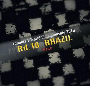 2010年F1グランプリ 第18ラウンド「ブラジル」