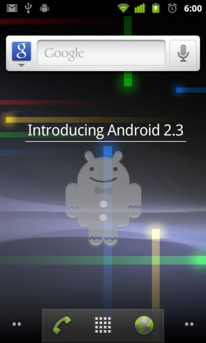 Android 2.3