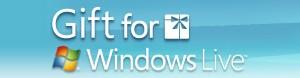 マイクロソフト、メールアドレスでギフト商品を送れる「Gift for Windows Live」を開始