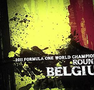 2011年F1グランプリ 第12ラウンド「ベルギー」