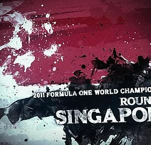 2011年F1グランプリ 第14ラウンド「シンガポール」