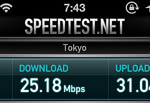 iPod touchからiPhone 4Sに乗り換えてまず思うことは「3G回線の遅さ」かもしれない