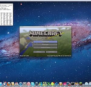 Javaベースの箱庭ゲーム「Minecraft」で遊んでいます