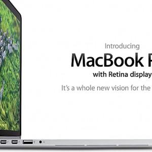 アップル、MacBook Air/MacBook Pro/Mac Proをアップデート