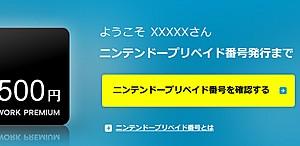 Wii U プレミアムセット限定の「NINTENDO NETWORK PREMIUM」の使い道を考える
