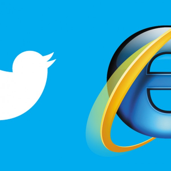Twitter「Twitter for Websites」のInternet Explorer6および7のサポートを終了へ
