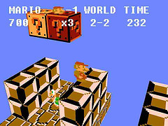 Super Mario Bros 2.5Dで遊ぶ