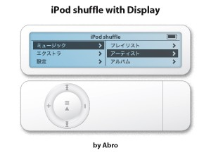 iPodとiTunes 4.9と