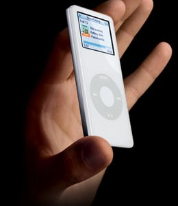 あ・・・あ・・・iPod nano!