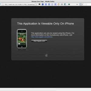 iPhoneのRSSはPCから閲覧不可