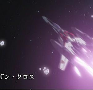 マクロスF 第22話「ノーザン・クロス」