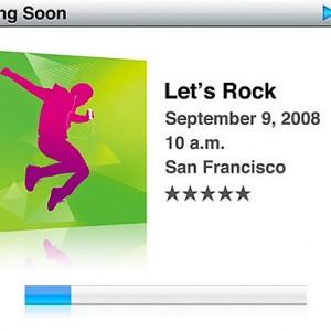 もうすぐLet's Rockイベントスタート。