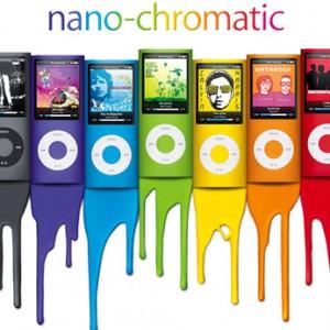 第4世代iPod nano、第2世代iPod touch、iTunes 8発表