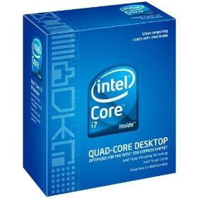 Core i7自作パソコン、パーツ注文完了