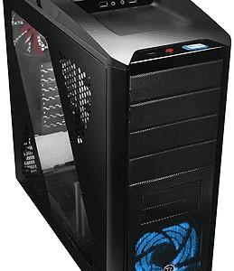 Core i7自作パソコン、ケースをサーマルテイク「ElementV」に変更
