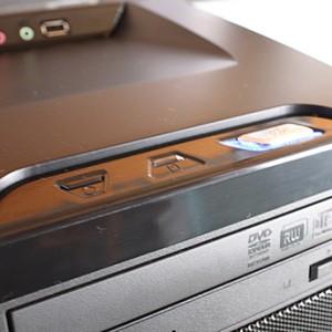 Core i7自作パソコン、フォトギャラリー
