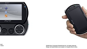 SCEが新ハードPSP go(PSP-N1000)発表、国内発売は11月1日