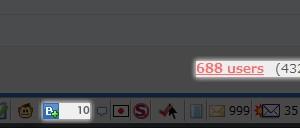 Firefox用アドオン「Hatena Bookmark」のステータスバーと実際のブックマーク数が違う