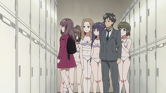 Wake Up, Girls! 第02話「ステージを踏む少女たち」