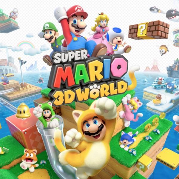 クラブニンテンドーから「スーパーマリオ 3Dワールド サウンドトラック」が到着